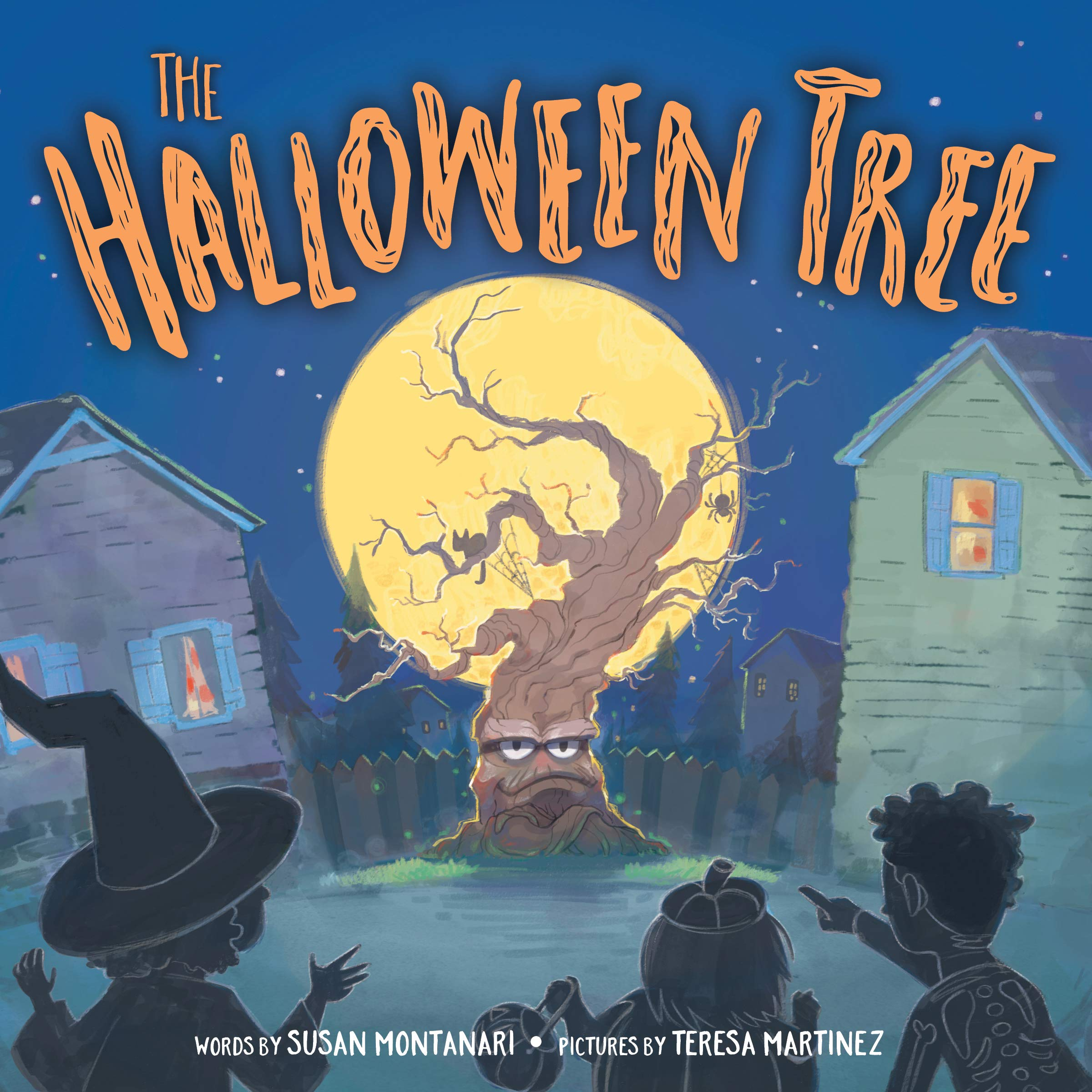 The Halloween Tree: Montanari, Susan, Martinez, Teresa: 0760789274251:  Amazon.com: Books
