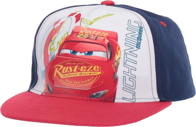 Disney Boys Cars Lightening McQueen Adjustable Baseball Cap Baseball Cap