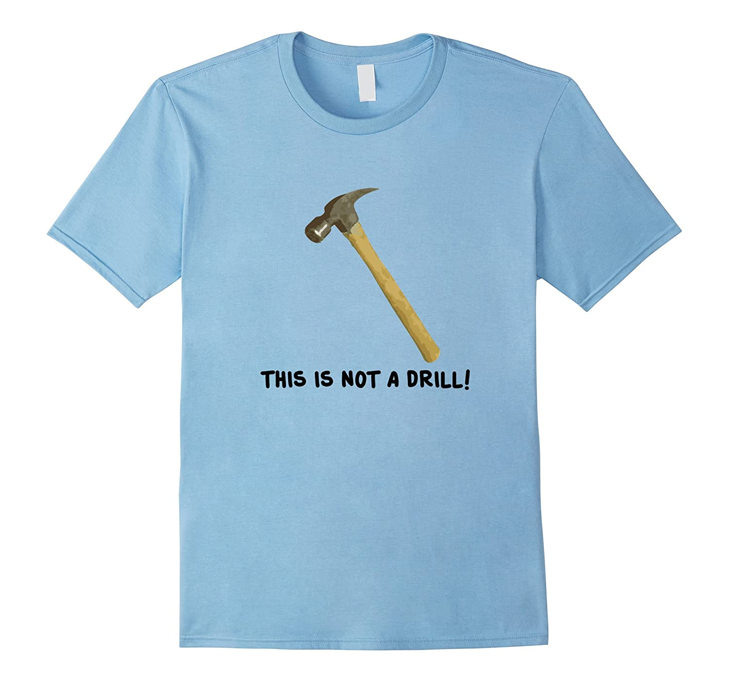 A Frayed Knot This Is Not a Drill Pun T-shirt