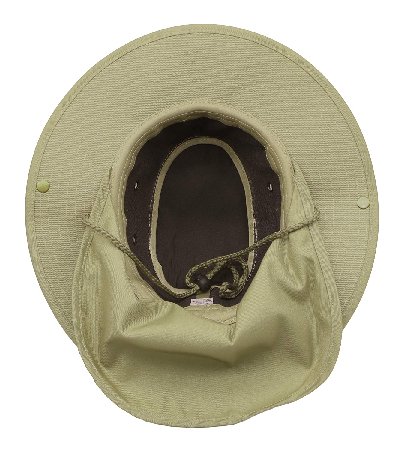 RufnTop Bora Booney Sun Hat for Outdoor Wide Brim Cap with UPF 50 Protection