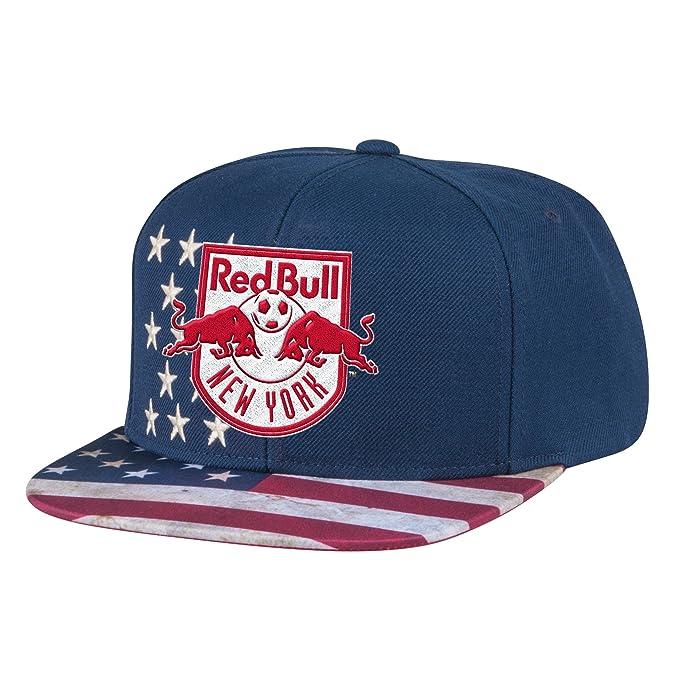 Amazon.com: MLS de los hombres Patriótica Snapback Cap, Azul ...