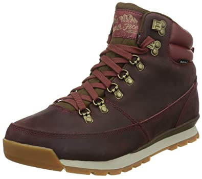 255231a8b The North Face Men's Back-to-Berkeley Redux Boot, Red, US8: Amazon ...