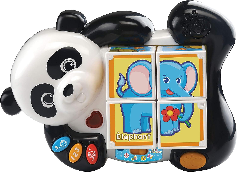 VTech Puzzle cube interactif - Juegos educativos (Multicolor, Niño/niña, 1,5 año(s), 4 año(s), Francés, AA) , color/modelo surtido: Amazon.es: Juguetes y juegos