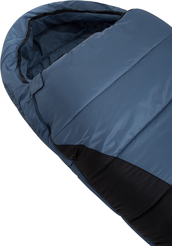 Mummy Camping Bag Mountain Warehouse Summit 250 XL Sleeping Bag