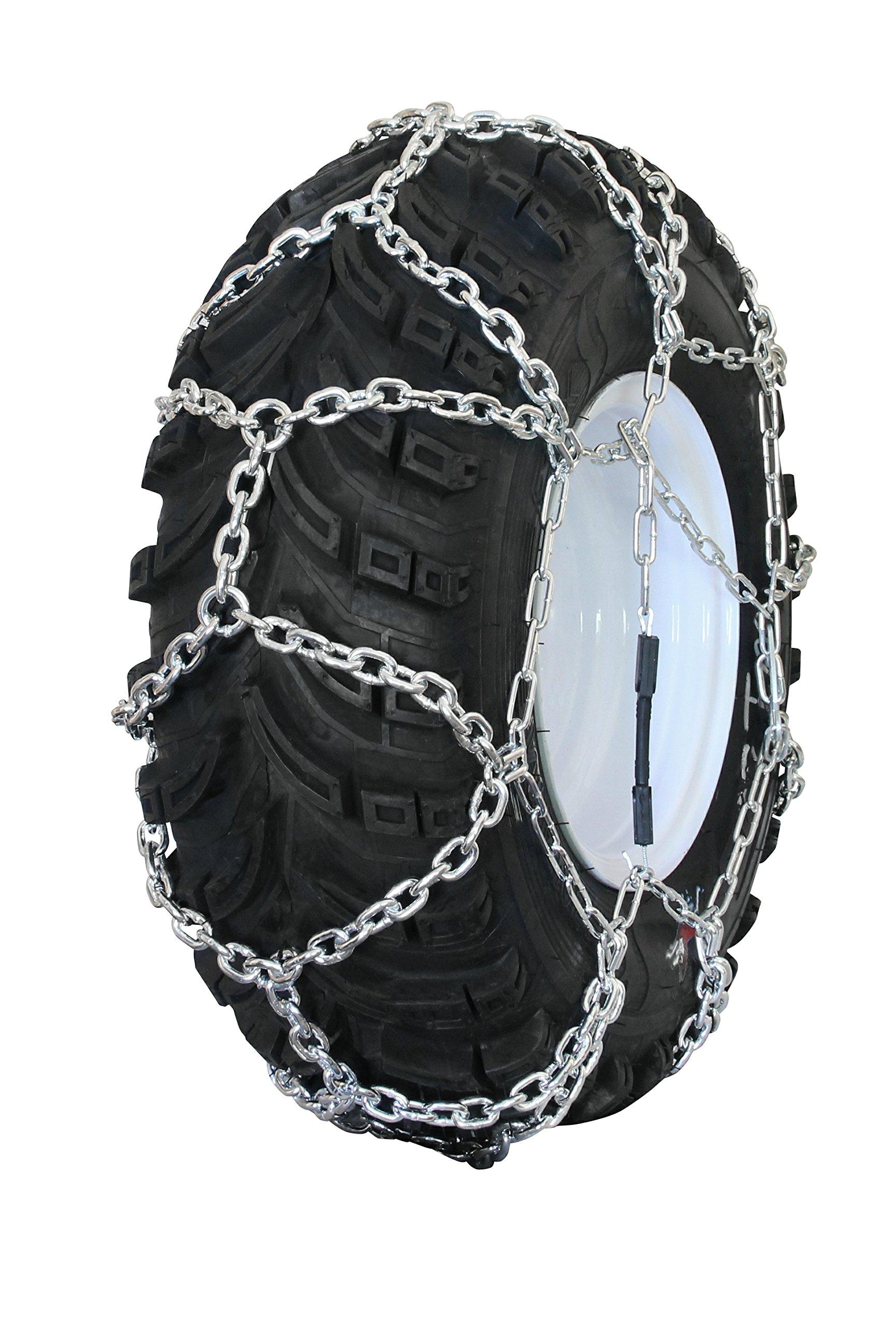 Peerless MTN-238 Garden Tractor / Snowblower Net / Diamond Style Tire Chains 29x12-12