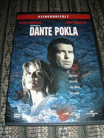 Amazon Com Dante Pokla Dante S Peak 1997 Dvd Region 2 Pal Language English Hungarian Subtitles English Hungarian Arabic Movies Tv