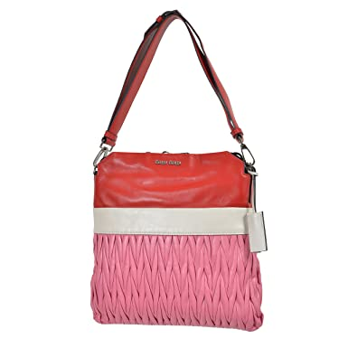 Image Unavailable. Image not available for. Color  Miu Miu Women s  Multi-Color Leather Shoulder Bag Handbag c19da7cb6d285