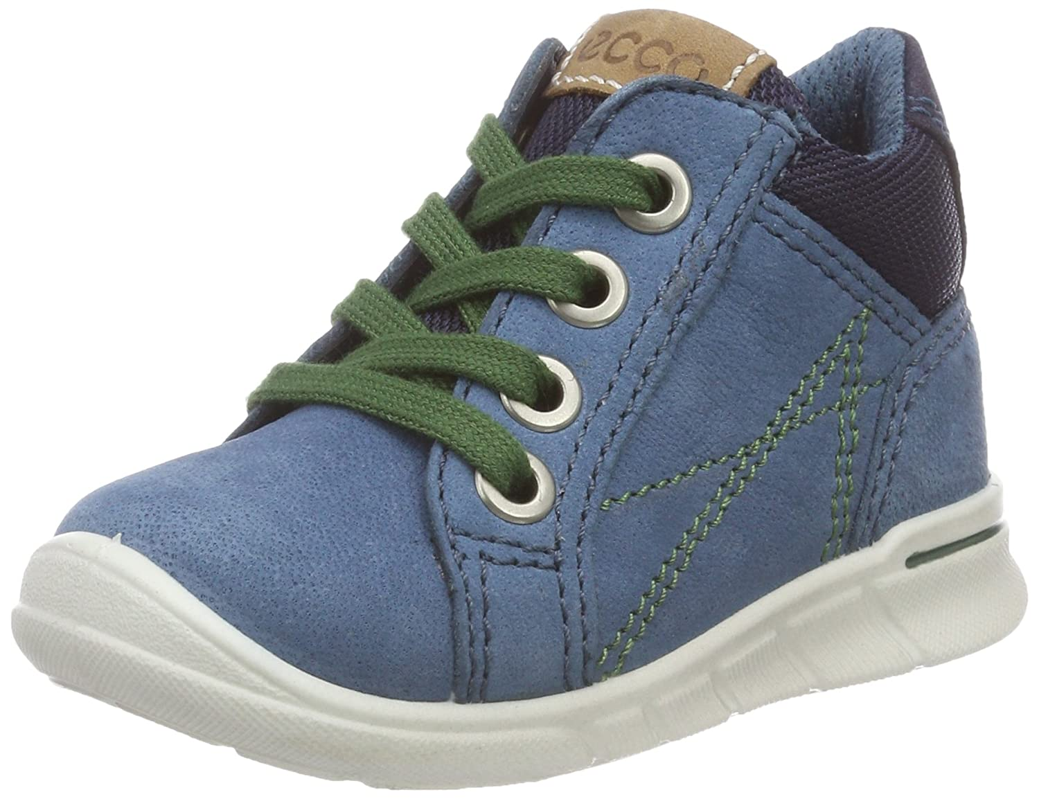 ECCO Baby Boys First Trainers