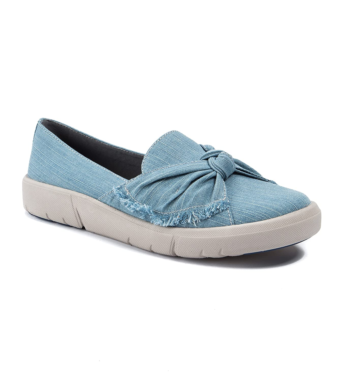 BareTraps Britta Damens's Denim Flats & Oxfords Washed Denim Damens's Größe 9 M (BT24664) - 138b4c
