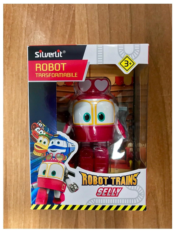 Robot trains u scopri tutti i personaggi della nuova serie di