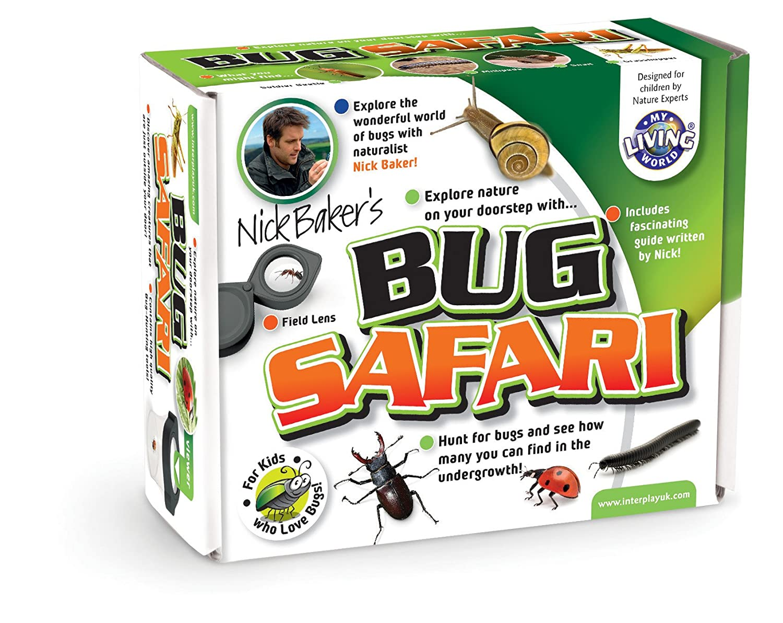 My Living World Bug Safari: Interplay: Amazon co uk: Toys & Games