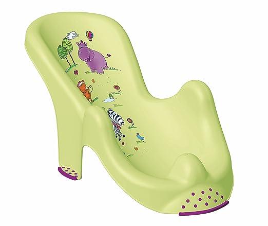 29 opinioni per Seggiolino anatomico da bagnetto HIPPO di OKT colore: lime
