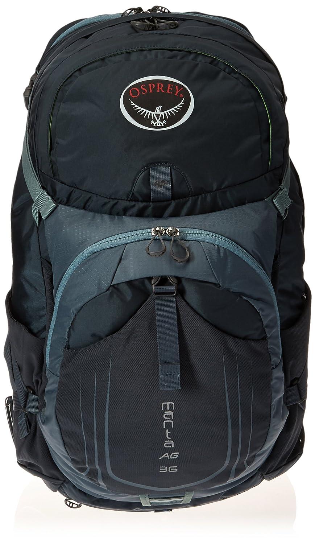 Osprey Packs Manta AG 36 Hydration Pack – 2075 – 2197 Cu In M/L Fossil Grey B014EBQ4OQ