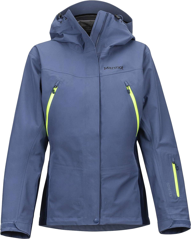 Marmot Wms Rom Jacket Softshell Respirant Anorak Veste Outdoor Femme Coup Vent