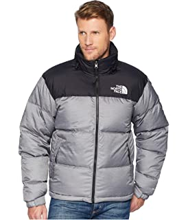 04b03c04c0d7 The North Face Men s 1996 Nuptse Jacket TNF Medium Grey Heather NF0A3C8DDYY