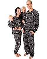 Littlest Prince Couture Family Matching Holiday Pajamas