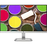HP 23.8-inch FHD Monitor with Built-in Audio (24ea, White)