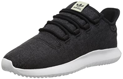 a23ffa22c16 adidas Originals Women s Tubular Shadow W Running Shoe Black Grey Five White  5 Medium