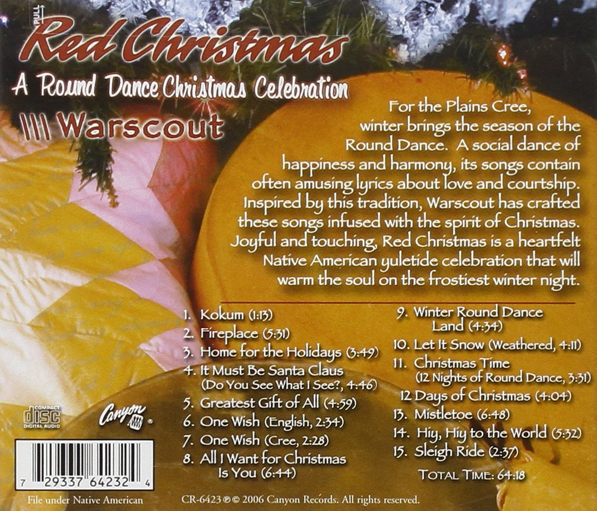 Warscout - Red Christmas - Round Dance - Amazon.com Music