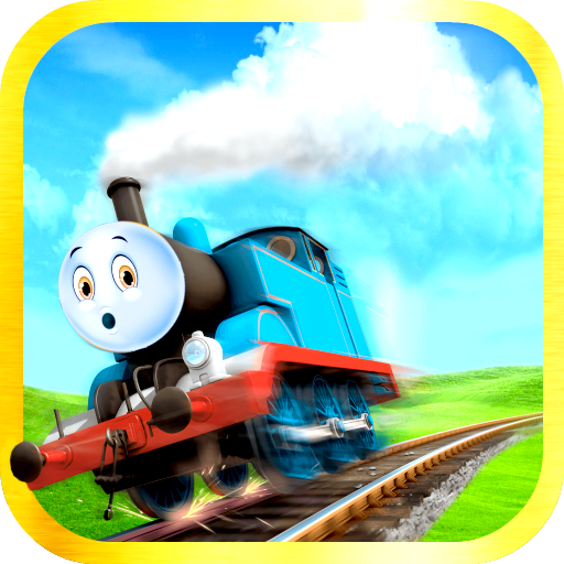 (Thomas Adventure Racing tracks Game)