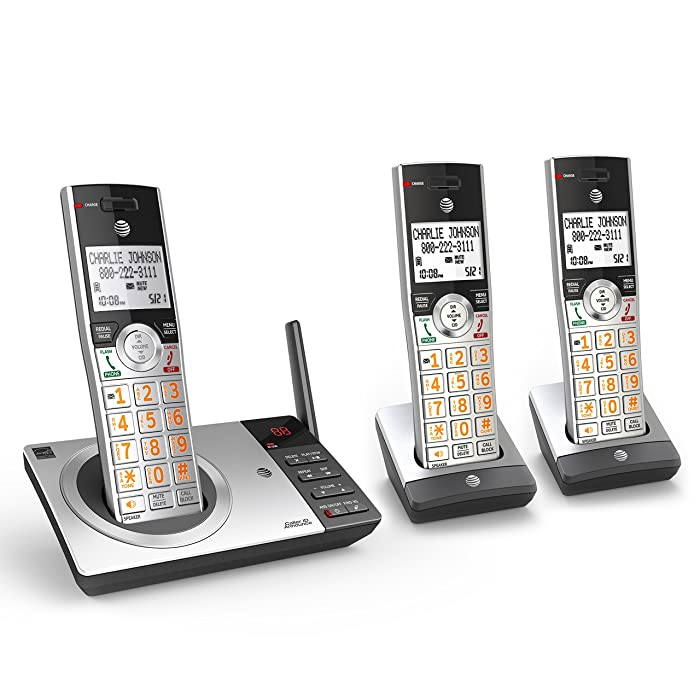 Top 9 Home Phones Landline Cordless Att Smart Call Blocker
