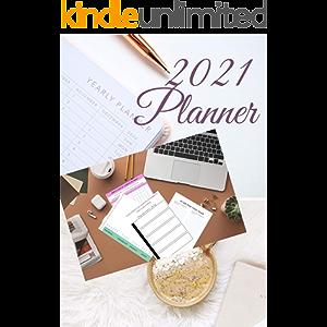 PLANNER 2021: LEADERS PLANNER FOR GOAL SETTING