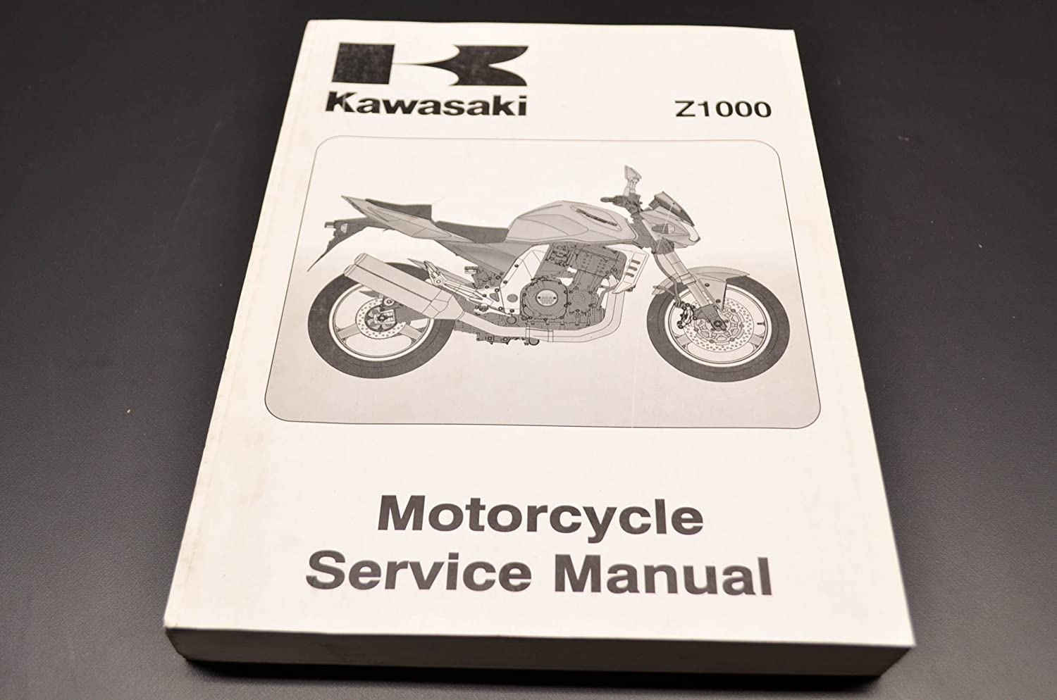 Kawasaki 99924 1310 01 03 Z1000 Service Manual Qty 1 Wiring Diagram Automotive