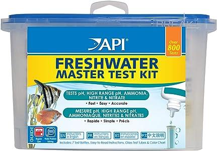 Api Freshwater Aquarium Test Kit