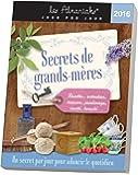 ALMANIAK SECRETS DE GRANDS-MERES 2016