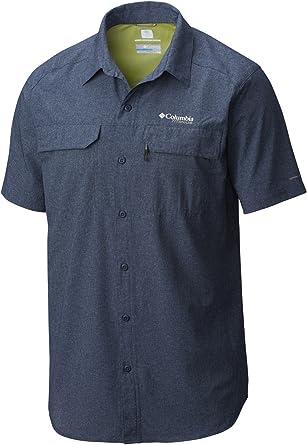 Columbia Irico Sho, Camisa Manga Corta Para Hombre: Amazon.es: Ropa y accesorios