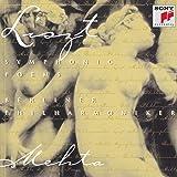 Symphonic Poems: Les Preludes; Orpheus; Mazeppa; Hamlet; Hunnenschlacht