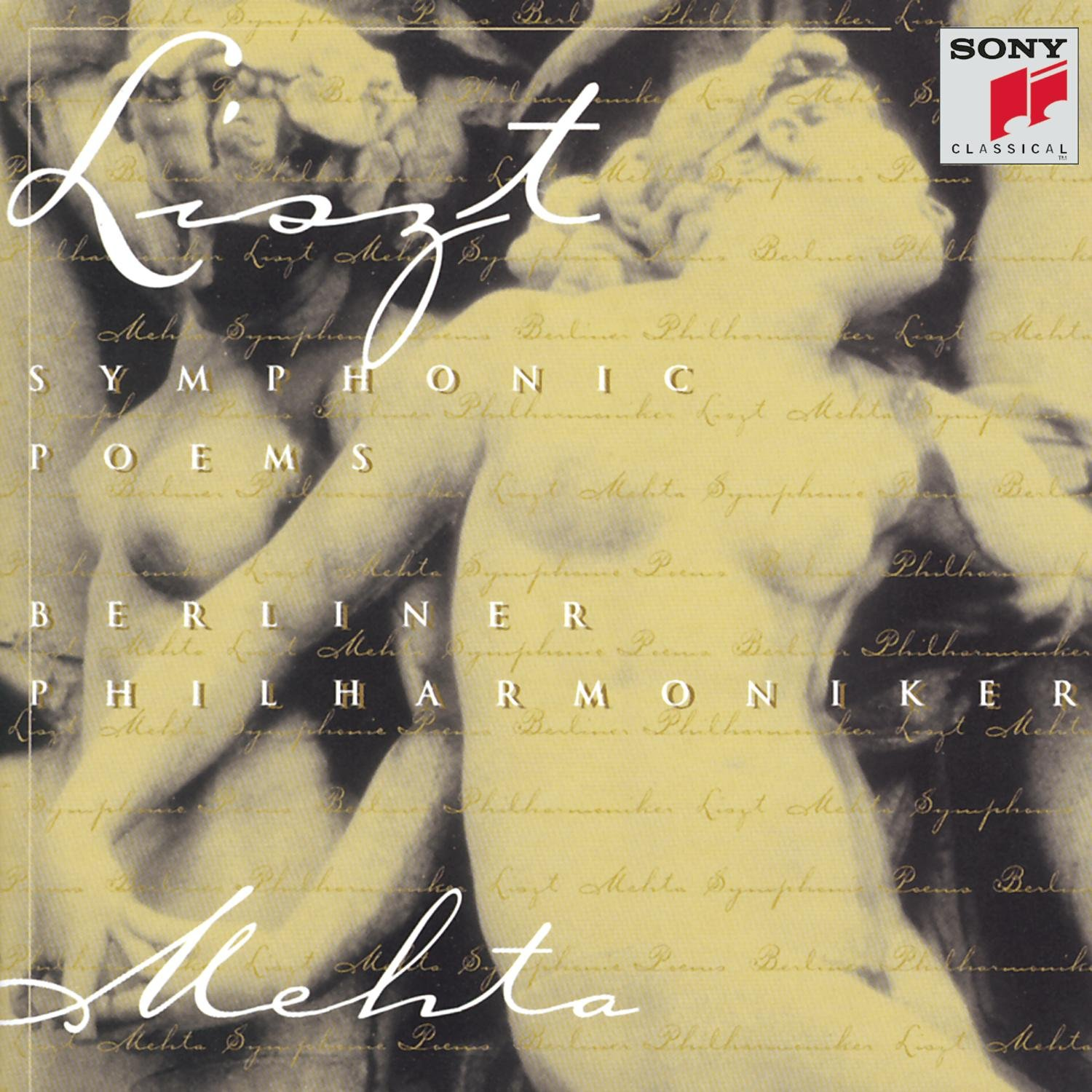 Symphonic Poems: Les Preludes; Orpheus; Mazeppa; Hamlet; Hunnenschlacht