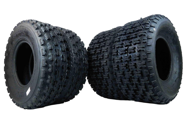 MASSFX 4 Tire set 22X7-10 2 22X10-10 4 ply ATV Tires 22x7x10 22x10x10 2