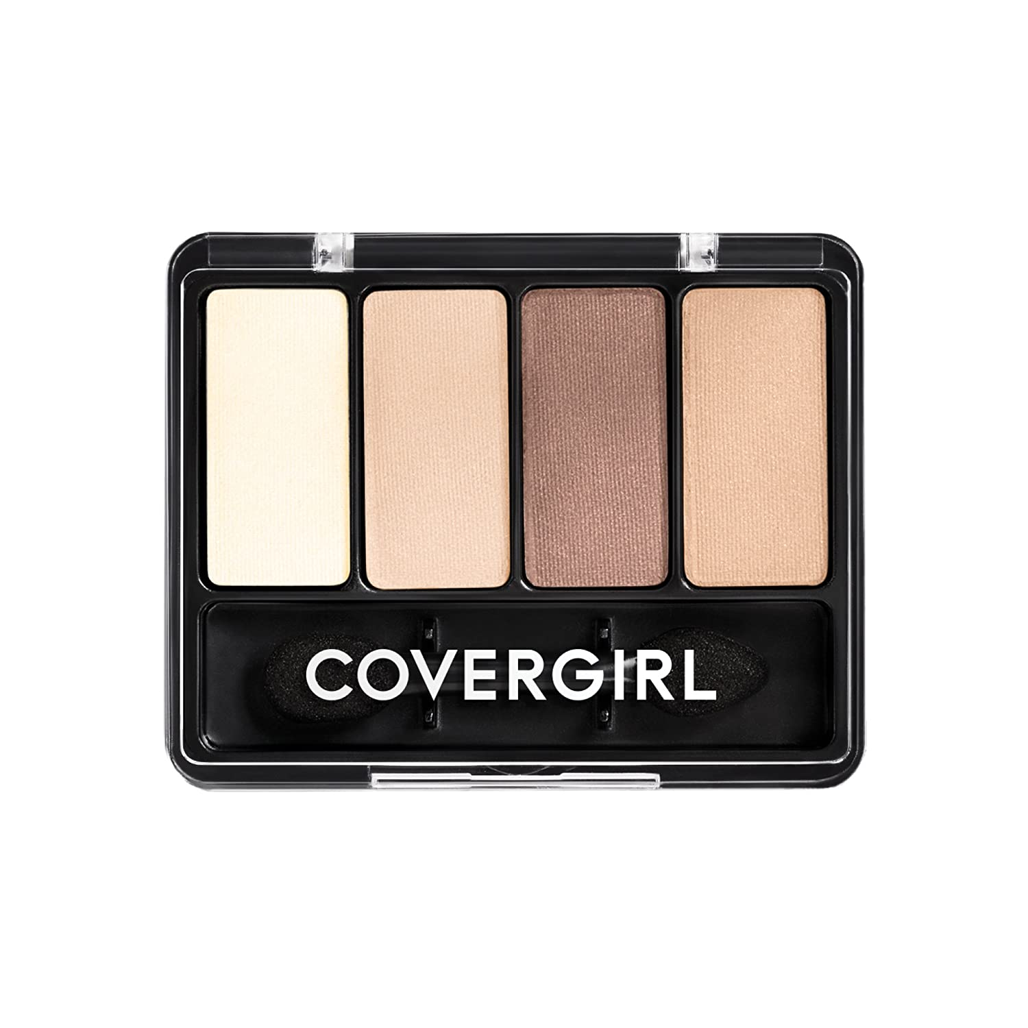 Covergirl Eye Enhancers Eye Shadow Palette, Natural Nudes, 0.19 Ounce