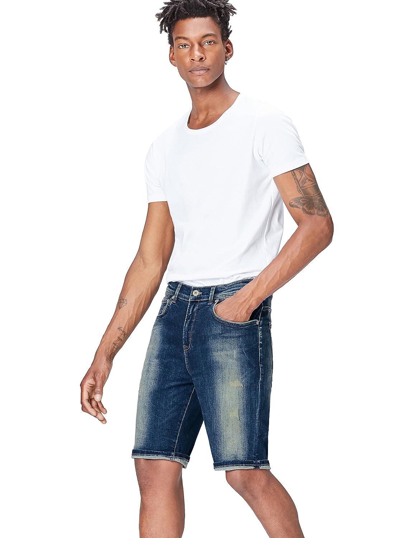 FIND Pantaloncini di Jeans Uomo