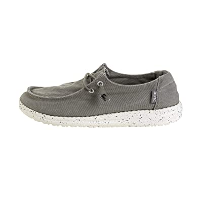 Dude Shoes Donna Wendy off Nero Chambray