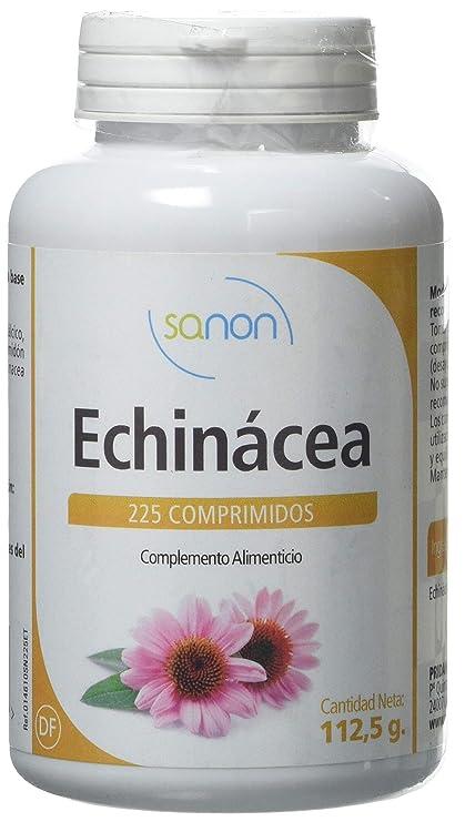 SANON Echinácea 225 comprimidos de 500 mg
