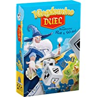 Blue Orange Games Kingdomino Duel, Roll & Write Board Game - Dice Rolling version of the Award Winning Strategy Board…
