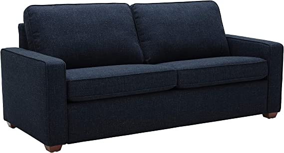 Rivet Andrews Contemporary Sofa Couch with Removable Cushions