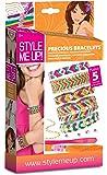 Style me up! - 554 - Kit De Loisirs Créatifs - Bracelets Précieux
