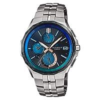[カシオ] 腕時計 オシアナス Manta Bluetooth 搭載 電波ソーラー 15th Aniversary Limited OCW-S5000C-1AJF メンズ シルバー