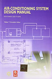 air conditioning system design manual second edition ashrae rh amazon com carrier air conditioning system design manual air conditioning system design manual second edition pdf