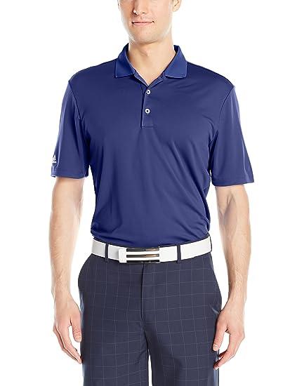 Adidas Golf Adi Performance Playera Tipo Polo para Hombre  Amazon ... 34b60e5c2be32