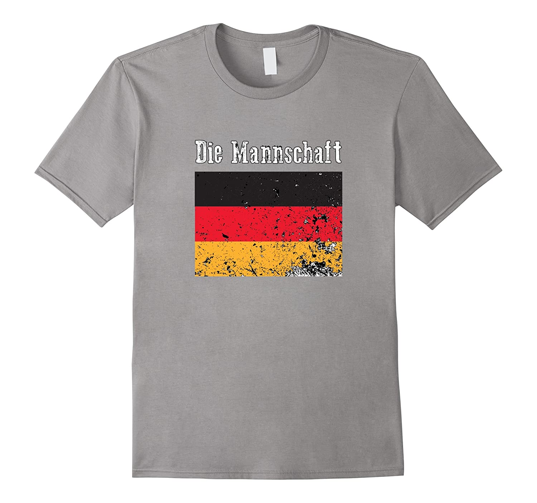 wholesale dealer 82271 8c296 Germany National Football Team T-shirt   Die Mannschaft-TH