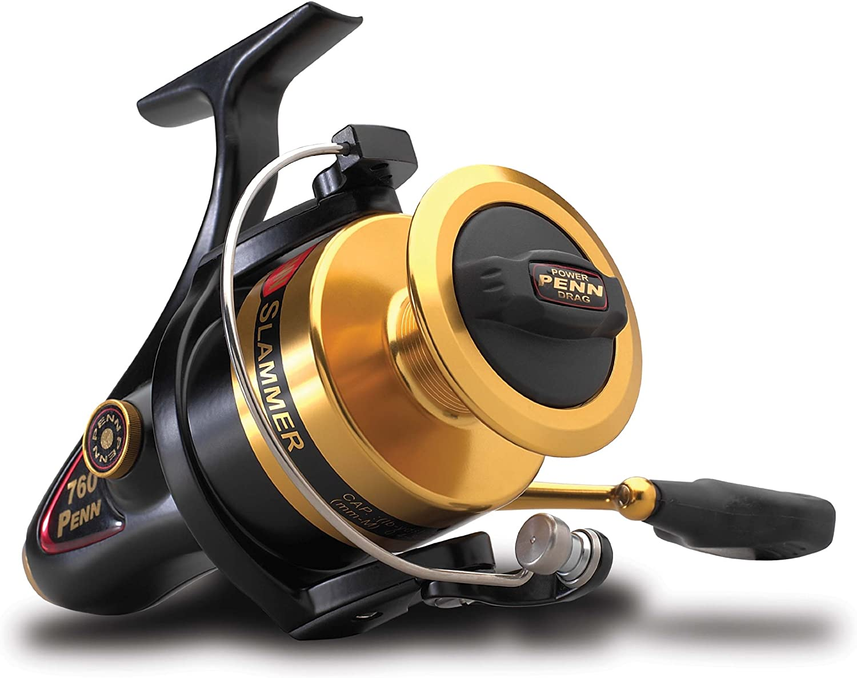 Penn 470 Slammer - Carrete de Pesca: Amazon.es: Zapatos y complementos