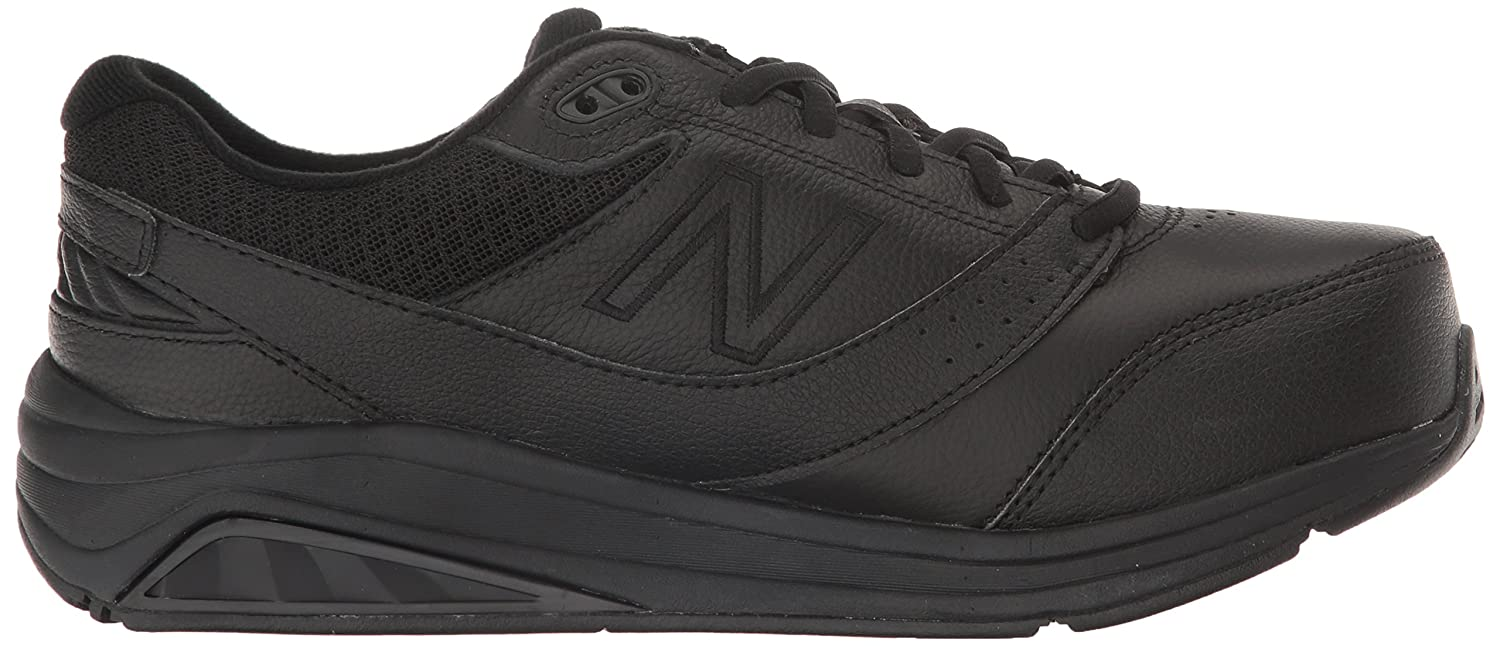 New Balance Women's Womens 928v3 Walking Shoe Walking Shoe B01NB9K3Y3 7 B(M) US|Black/Black