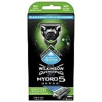 Wilkinson Sword Hydro 5 Sense Herren Rasierer, mit 1 Klinge, 1 St