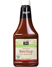 365 Everyday Value Organic Ketchup Can, 575 ml