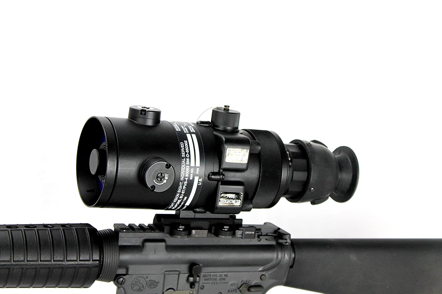 Amazon.com | PVS-4 Generation 2 Nght Vision Scope: Night Vision Scopes:  Teapots