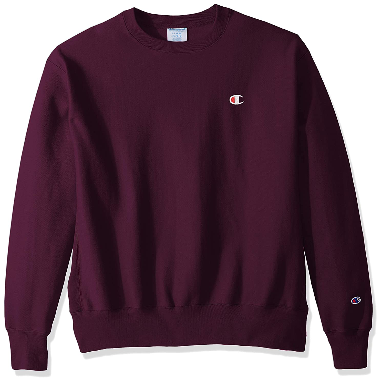Venetian violet - Left Chest petit  C  Taille XS Champion Sweat-Shirt Homme